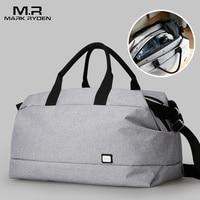 2019 Mark Ryden Men Travel Bag Large Capacity Multifunctional Hand Bag Waterproof Luggage Bag Business Travel Bags