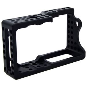 Image 1 - Video Camera Cage Stabilizer Protector for BMPCC Camera to Mount Microphone Monitor Tripod LED Light