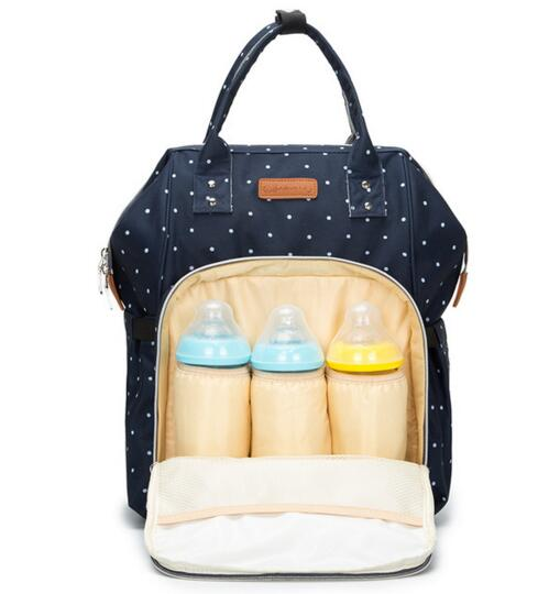 Diaper Bags Mummy Maternity Nappy Changing Bag Large Capacity Baby Travel Backpack Multifunction Diaper Organizer Nursing Bag mummy diaper bag multifunctional baby diaper zipper backpack bags big pocket baby nappy changing bag organizer maternity bags