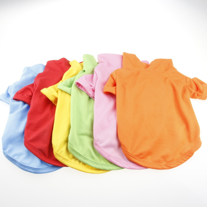 Pure-Color-Dog-Polo-T-Shirt-Cotton-Dog-Clothes-Spring-and-Summer-Vest-for-Teddy-Puppy (4)