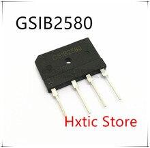 10PCS/LOT GSIB2580 GSIB-2580 GSIB 2580 SIP-4