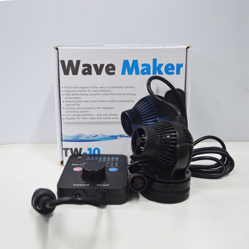 Aquarium Controller 10 Steps With Pictures: JEBAO TW 10 Aquarium Wave Maker Submersible Water