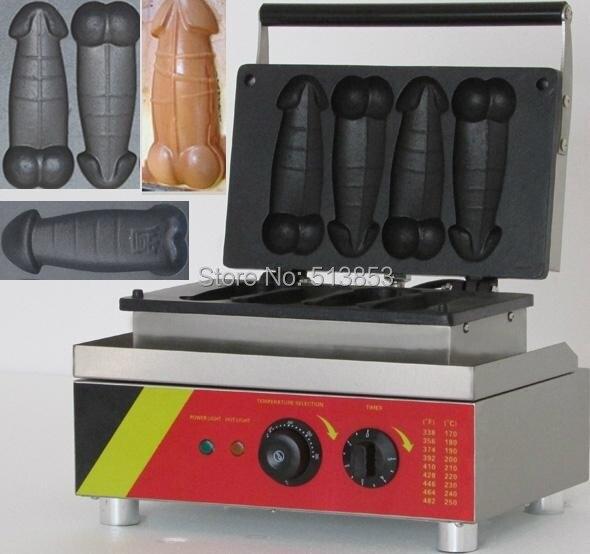 Penis Desain baru berbentuk wafel membuat mesin
