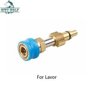 Image 3 - high pressure washer adaptor with G1/4 quick connect for lavor karcher nilfisk  bosch black&deck AR partiot interscol huter
