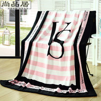 2015 New Hot Sales Soft Blanket On Bed Coral Fleece Warm Throw Blankets Flannel Bedding Sets