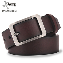 [DWTS]Men's belt leather belt m