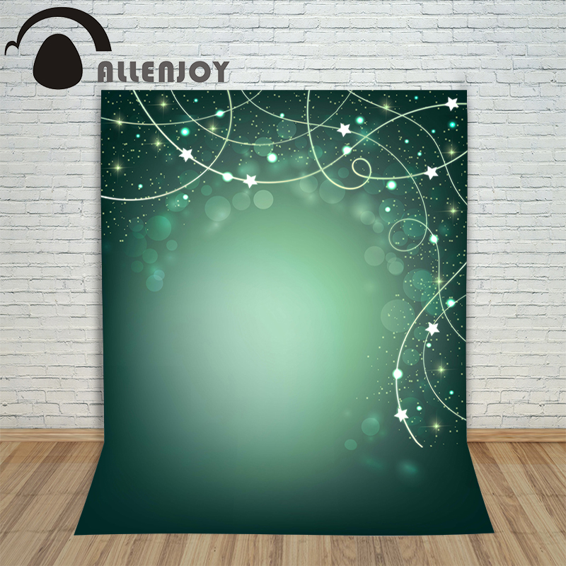Allenjoy photography backdrops green winter bright sparking kids photocall merry vinyl Customize christmas backgrounds allenjoy photography backdrops floor mosaic texture red sand kids photo backgrounds vinyl photocall professional fabric simple