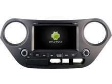 Android 7.1 CAR Audio DVD player FOR HYUNDAI I10 2014-2015 gps car Multimedia head device unit receiver support DVR WIFI DAB OBD