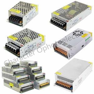 Image 2 - AC 110 V 220 V DC 5 V 12 V 24 V 1A 2A 3A 5A 10A 15A 20A 30A 50A スイッチ電源ドライバアダプタ LED ストリップライト