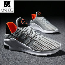 VIXLEO Men Casual Shoes Designer Trainers Breathable Runs Ultras Boosts 2017 Superstars Men Shoes Sport Krasovki Designer