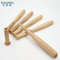 Emoshire Kreative Werbung Stifte Einfache Ausrufe Holz Kugelschreiber Mit Federmäppchen Beste Schreibwaren P233