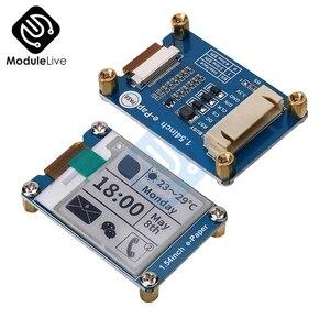 Модуль электронной бумаги 1,54 дюйма, электронный дисплей чернил, интерфейс 200*200 SPI для Raspberry Pi Arduino STM32 с контроллером вставки