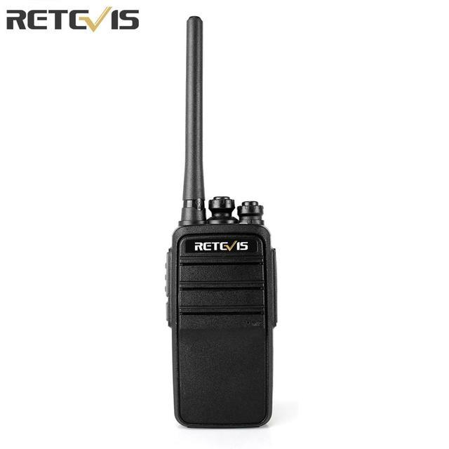 Retevis RT53 DMR Digital Walkie Talkie Radio Station 2W UHF Radio Handheld Transceiver Radio Scrambler DMO CTCSS/DCS