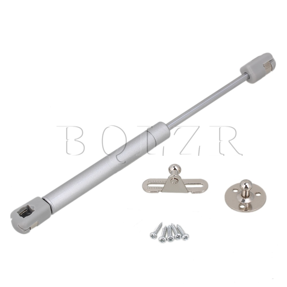 BQLZR Silver Gray Hydraulic Gas Strut Lift Support Kitchen Cabinet Hingespring 10.63In игрушка ecx ruckus gray blue ecx00013t1