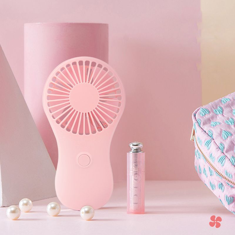 Mini Portable Pocket Fan Cool Air Hand Held Travel Cooler Cooling Mini Fans Power By 3x AAA Battery