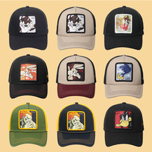 New Animal cock embroidery baseball cap high quality breathable size adjustable unisex streetwear outdoor shade men