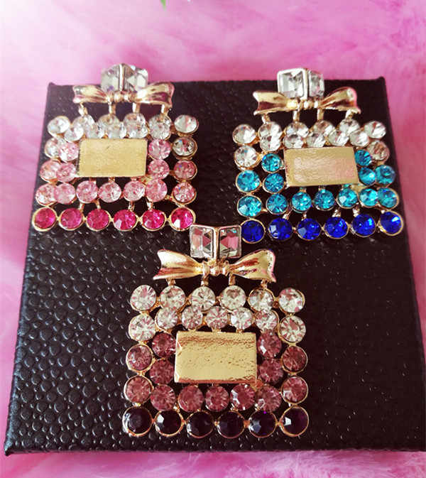... 6pcs per lot Alloy Crystal color Rhinestone Perfume Cell Phone Case DIY  Decoration ... f45ad409726a