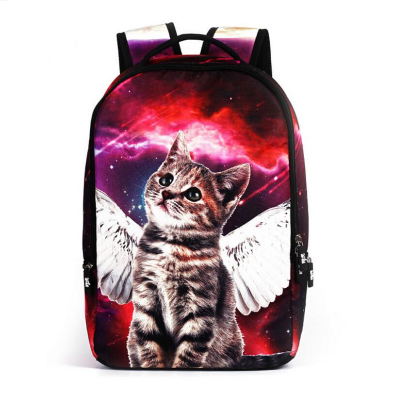 kawaii cat backpack cute animal backpacks for teenage girls school bags kids bag women travel bags boys bag backpack schoolbag