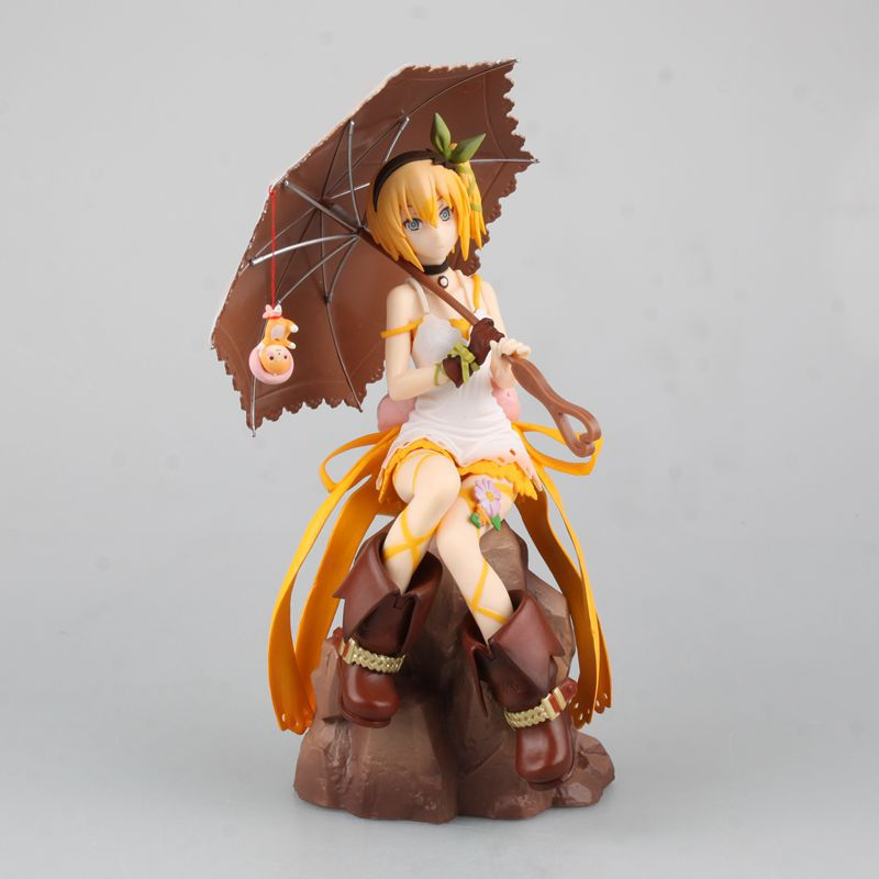 Anime Tales of Zestiria Sexy Figure1/8 Scale Prepainted PVC Action Figure Collectible Model Kids Toy Doll Christmas Gift 21cm anime one piece dracula mihawk model garage kit pvc action figure classic collection toy doll