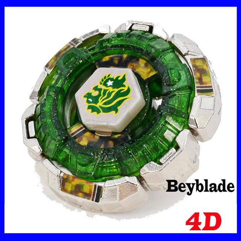 1pcs font b Spinning b font font b Top b font BB106 Beyblade Metal 4D Launcher