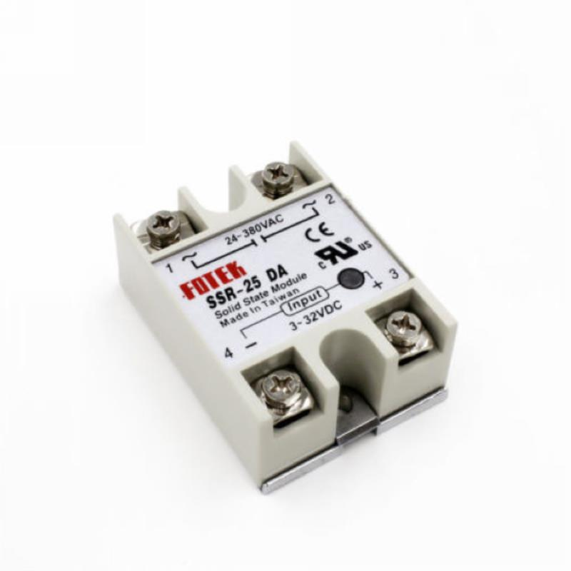 Online Get Cheap Solid State Relays Output Aliexpresscom - Solid state relay gets hot