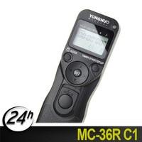 Best MC 36R C1 MCC1 Wireless Timer Remote Controller Shutter Release for Canon 1100D 1000D 600D 550D 500D 450D 400D 350D 300D
