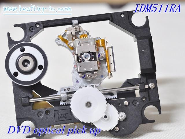 Original DVD  laser head (IDP-200A plastic WITH MECHANISM) IDM-511RA (IDM511RA / IDP300A / IDM511RA / IDP-200A)