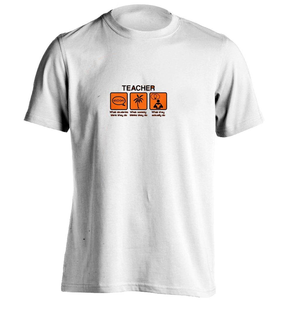 Shirt design for friends - Aliexpress Com Buy Teacher What My Friends Think I Do T Shirt Mens Custom T Shirt T Shirts Design From Reliable Design Plain T Shirt Suppliers On Fast
