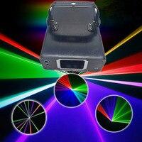 Мультиметр DMX512 Multi Цвет RGB Лазерный свет/освещения DJ Бар/полный Цвет лазерный свет/лазерный проектор/ линейный луч эффект сцены