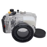 Mcoplus Underwater Diving Housing Case for Sony DSC RX100 Camera RX100 Waterproof 40M 130ft