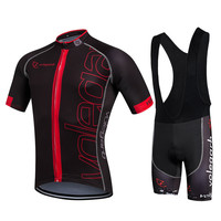 2017 Specialized Men Cycling Sets Bib Shorts Breathable Quick Dry Jersey Sport Cycling Short Sleeve GEL