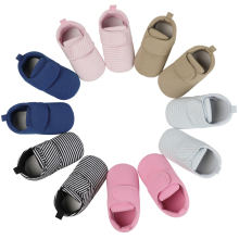 Newborn baby Shoes PU Leather Baby Girl Moccasins Soft Sole First Walker Princess Ballet Shoes 0-18 Months