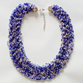 New 2015 Fashion Bohemian Bead Necklaces fashion necklaces for women 2015 collares accessories Body Jewelry NK718