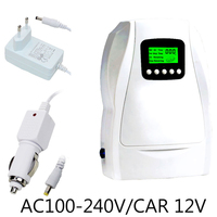 Portable Air Purifier Ozono Generator Oxygen Concentrator Air Bivolt 110 240V Oil Fruits and Vegetable Washer Home Appliances