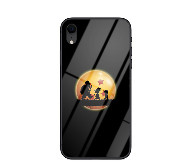 Dragon Ball Z Cover Case For iPhone Models