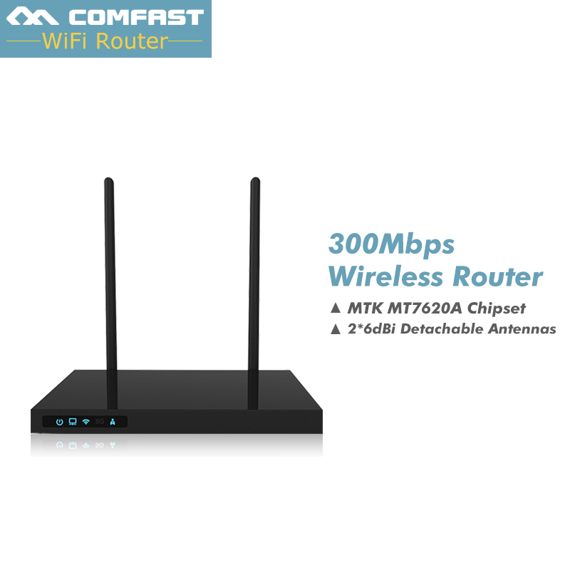 COMFAST CF-WR620N AC Credential administrative Router 300Mbps Wi FI repeater Router Repetidor with 14dBi Antenna WIFI Roteador administrative law case digest