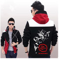 Hot Sale Hight Quality Autumn And Winter Jackets MOBILE SUIT GUNDAM Unicorn Clothing Unisex Coat Hooded Sweatshirt Hoodie