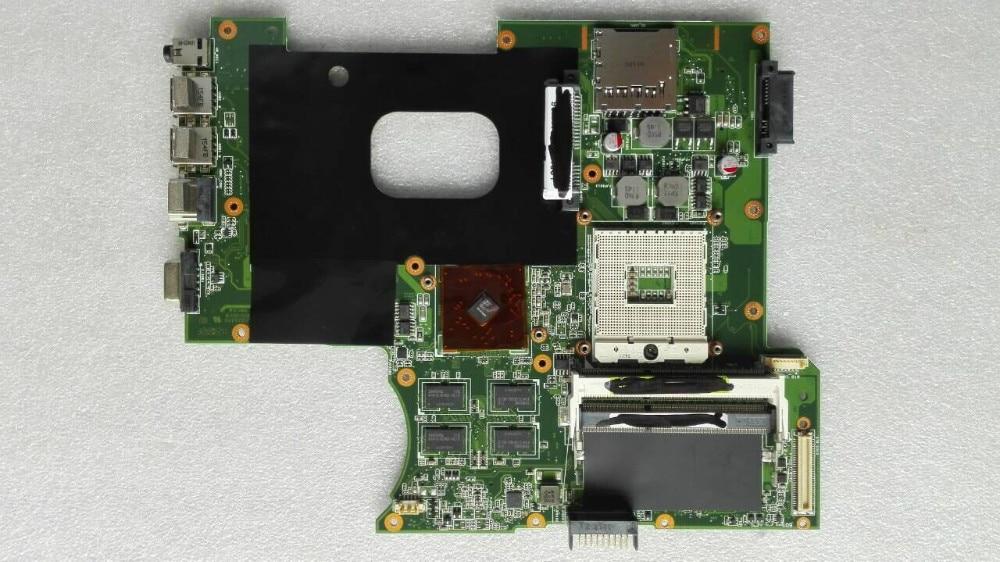 Original new laptop motherboard for Asus K42JR REV:4.0 HM55 4 pieces video memory  mainboard for asus k43sv k43sj laptop motherboard 1g video card k43sv original new mainboard gt540m rev2 2