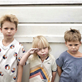 2017 kikikids bobo choses baloncesto blanco azul de cuello redondo niños niñas camiseta Tee top kids ropa de bebé minions roupas menino