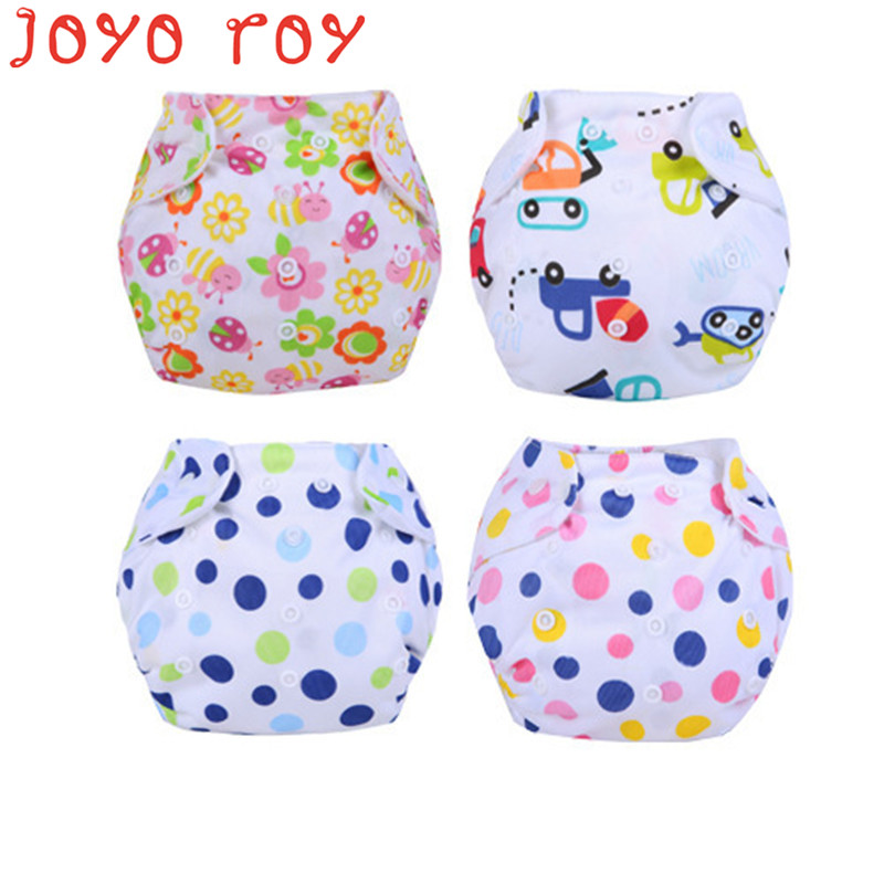 Joyo Roy Baby Diaper Baby Cartoon Training Pants Learning Pants Children Summer Spring Mesh Cloth DiapersR