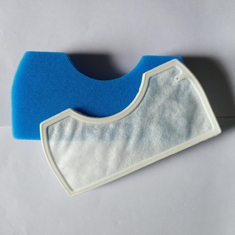 Vacuum Cleaning Dust Cotton Filter Set For Samsung VC08QHNDC6B/EH, VC08QHNDC6B/SB,VC08QHNDCBB/EC Household Appliances Parts