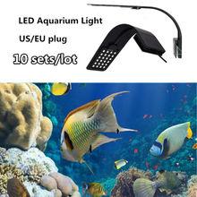 10 комплектов аквариумных ламп для аквариума Вт светодиодных