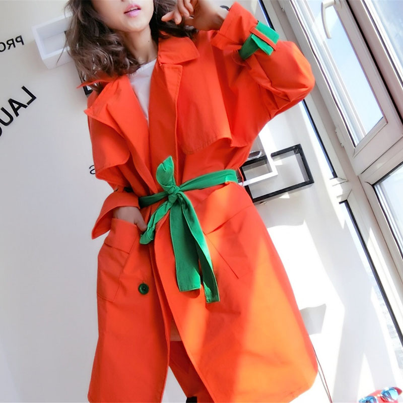 Oversize Giacca Donne del Rivestimento della Molla Giacca A Vento Cappotto Disegni di Patch Harajuku Allentato Bomber Streetwear Casual Cappotto Di Base - 2