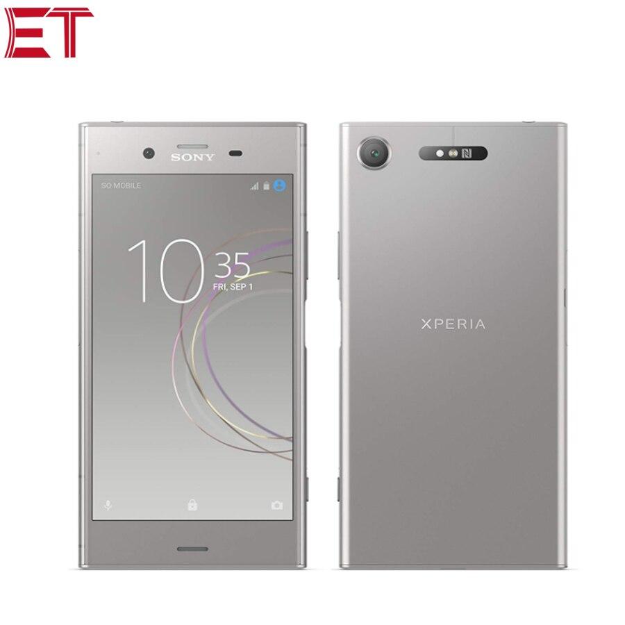 Фото. Новый мобильный телефон sony Xperia XZ1 G8341 LTE 5,2 дюйм 1080x1920 p 4 Гб ОЗУ 64 Гб ПЗУ Snapd