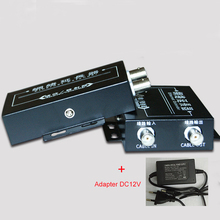 CCTV IP camera HD Network Coaxial Cable Transmission System Extender Cable Signal Amplifier Ethernet 2000m Transmission Device