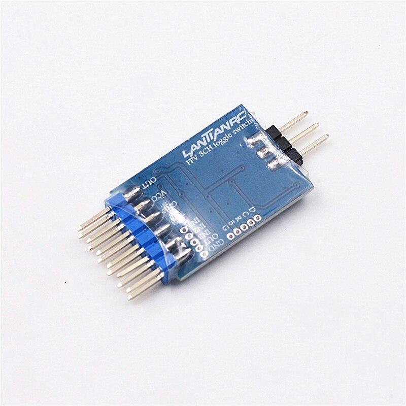 LantianRC 3-way Video Switcher