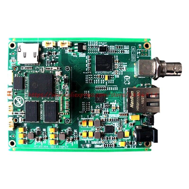Hi3516A Development Board H264/H265 Coding SDI Interface