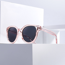 XIWANG 2019 New Frame Sunglasses Womens Korean Edition Fashion Outdoor Ultraviolet-proof Glasses 1684