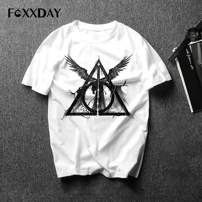 2018 The eagle wings New Products T shirt Original design for leisure T-shirt short sleeves Men tops tees