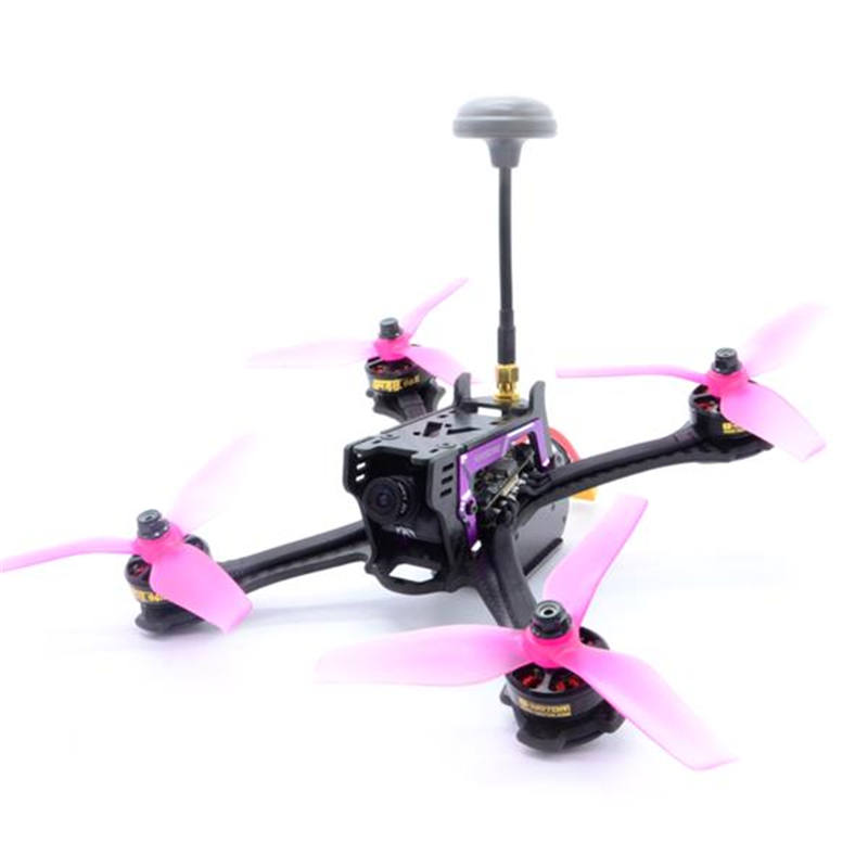 Impressionnant F200 RC Multirotor F3 20A Blheli_S 5.8G 40CH VTX PNP 200mm Version haut de gamme FPV course Drone jouets de plein air